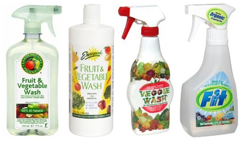 Fruit and Veg Wash